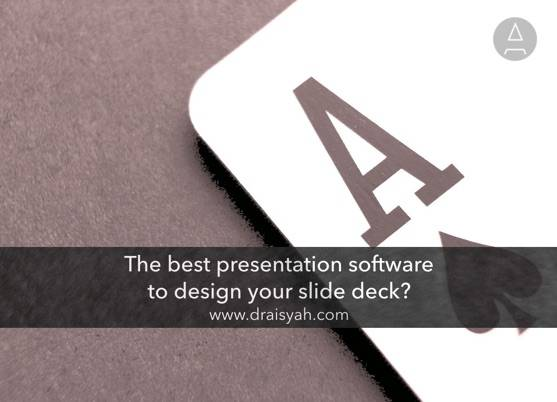 the best presentation software to design your slide deck
