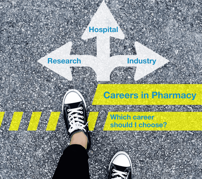 Doctor, I'm confused    Which pharmacy career should I